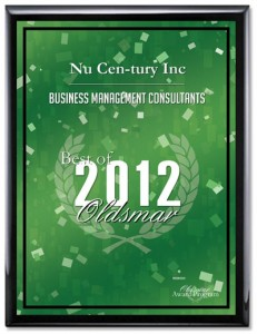 NCI Receives Best of Oldsmar for Business Management Consultants Again!